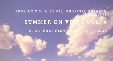 Summer On Vinyl Vol. 4