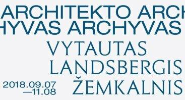 Vytautas Landsbergis-Žemkalnis. Architekto archyvas