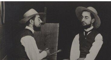 """Anri de Tuluz−Lotreko graviūrų paroda """"Sinajaus pakraštyje"""""""