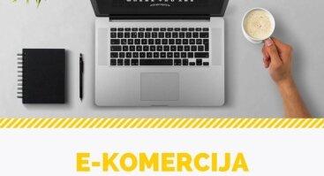 E-komercijos kursai. Nuo idėjos iki verslo!