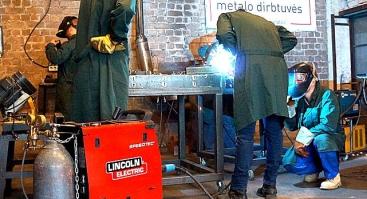 Atviros metalo dirbtuvės - unikalių projektų įgyvendinimui!