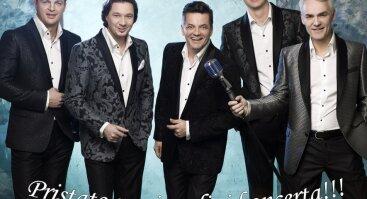 """Vokalinės grupės """"TYRAS BALSAS"""" koncertas"""