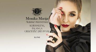 Monika Marija - Albumo pristatymas