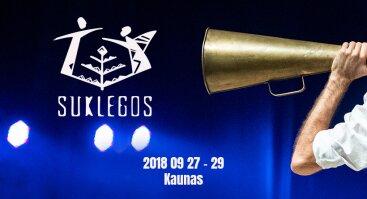 SUKLEGOS 2018