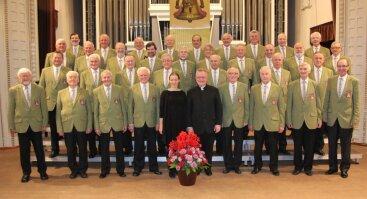 Valstybės atkūrimo šimtmečiui skirtas Japonijos ir Lietuvos vyrų chorų koncertas