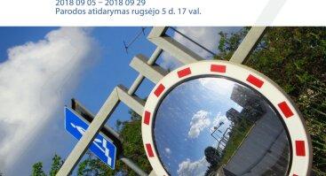 "Vilnis Auziņš (Latvija) fotografijų paroda ""Rekonstrukcija"""