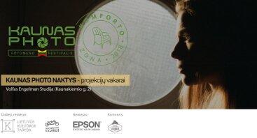 """""""Kaunas Photo 2018"""" projekcijų naktys"""