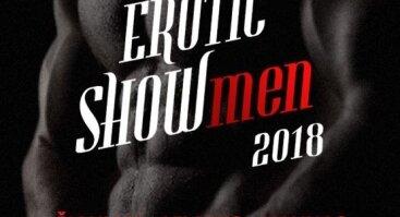 EROTICshowMEN 2018 Tarptautinis vyrų striptizo čempionatas