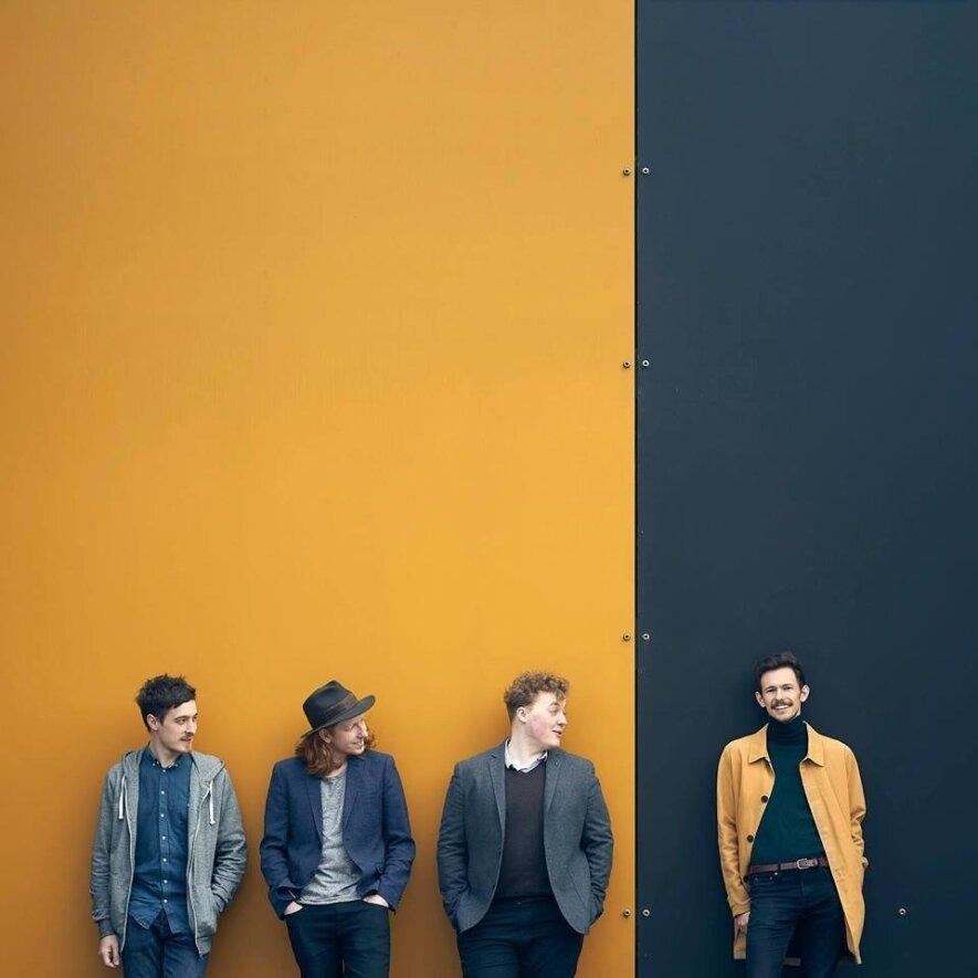 """Apricity Quartet"" albumo ""Reflections"" pristatymo koncertas"