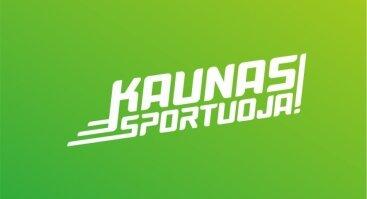 """Nemokamos """"Kaunas sportuoja"""" bėgimo treniruotės"""