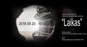 """Leonoros Kuisienės meninės knygrišystės paroda """"Laikas"""""""