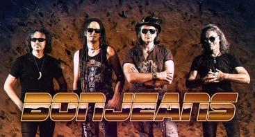 "Grupė Bon Jeans ""J. Bon Jovi, Def Leppard, Europe projektai"""