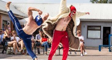 """""""Nuepiko"""" šokio spektaklis G(round) ZERO   Kauno jaunimo dienos 2018"""
