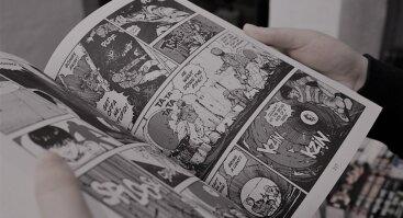 Dviejų dienų komiksų meistriškumo dirbtuvės