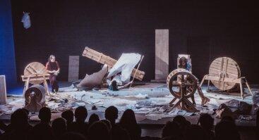 Barokinio teatro triukšmų mašinų kūrybinės dirbtuvės