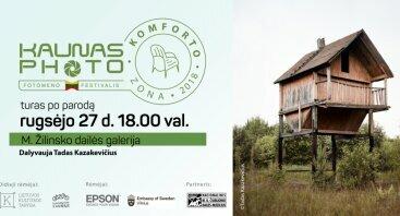 Kaunas Photo 2018 | Kūrybos pristatymas - Tadas Kazakevičius