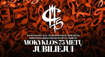 Nacionalinės M. K. Čiurlionio menų mokyklos simfoninio orkestro koncertas