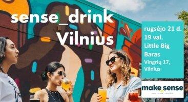 Sense_drink Vilnius