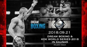 Dream Boxing and KOK World Series