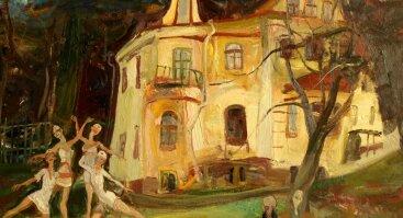 VILNIUS IR JO ŽMONĖS (tapyba)