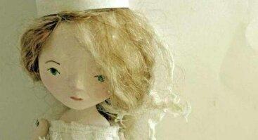 Lėlė sagė su Sigute Ach