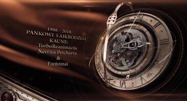 Pankowi laikrodžiai Kaune: Turbo Reanimacija ir Nėrius A. Pečiūra
