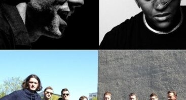 Vilnius Jazz 2018: Alexander Hawkins - Sofia Jernberg (UK-SE), Reinless (LT)