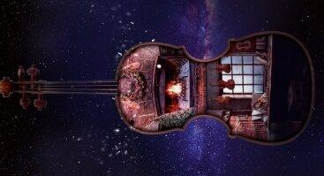Muzika tamsoje: Kalėdinė misterija