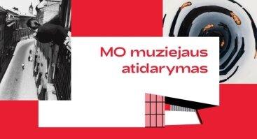 MO muziejaus atidarymas