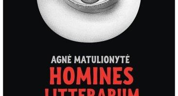 """Agnės Matulionytės grafikos darbų paroda """"Homines Litterarum"""""""