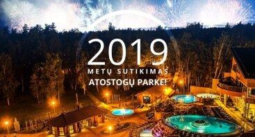 2019 metų sutikimas Atostogų parke!