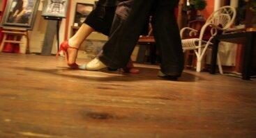 Tango praktika