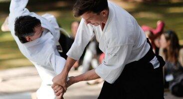 Aikido klubo Budokan organizuojamos NEMOKAMOS TRENIRUOTĖS VAIKAMS