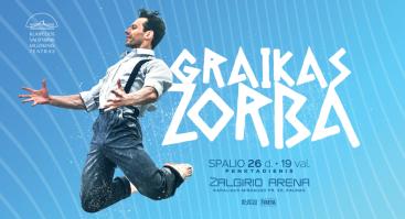 """Baletas """"Graikas Zorba"""""""