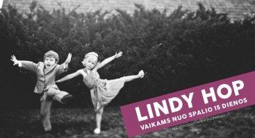 LINDY HOP VAIKAMS (9-14m.)