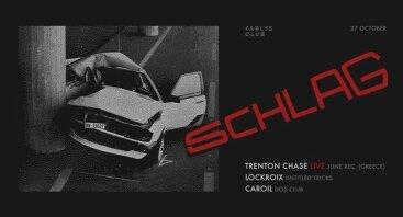 Schlag: Trenton Chase