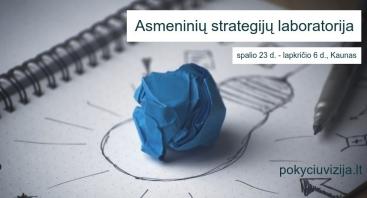 Asmeninių strategijų laboratorija