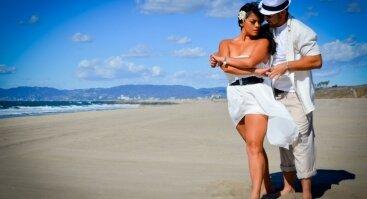 Porinių šokių pamokos - salsa, tango, valsas, bachata PRADEDANTIEJI