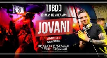 Jovani G-Spot DJ