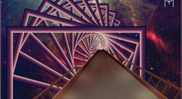 "Psichodelinio meno paroda ""Tiltas į kosmosą"""
