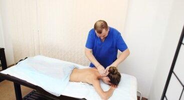 Osteopato masažas – konsultacija