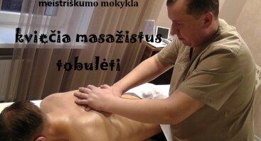 Praktiniai mokymai masažistams