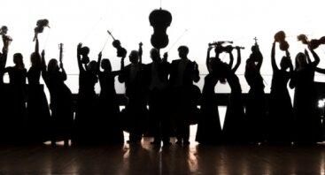 ... nuo F. Mendelssohno iki F. Latėno ... Kauno žydų bendruomenės atkūrimo 30-mečio koncertas
