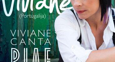 VIVIANE canta PIAF
