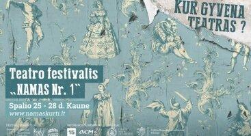 Teatro festivalis NAMAS NR. 1