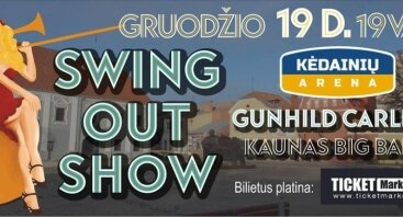 Swing out show su Gunhild Сarling