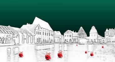 Kalėdų eglės įžiebimo šventė
