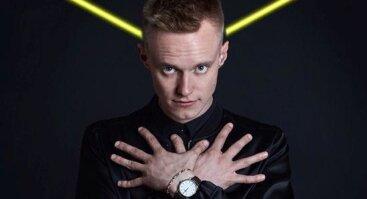 Roko Bernatonio magijos šou MADE IN LAS VEGAS