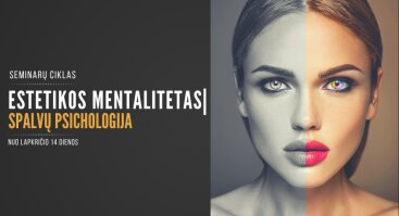 Estetikos mentalitetas| Spalvų psichologija