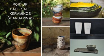 4 BOOBS STUDIO - POP UP FALL SALE – KERAMIKOS IŠPARDAVIMAS